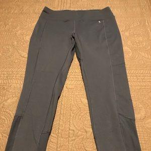 Danskin Gray Leggings. Sz L